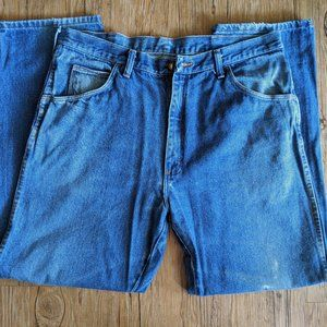 Vintage Rustler Men's 38 x 30 Jeans